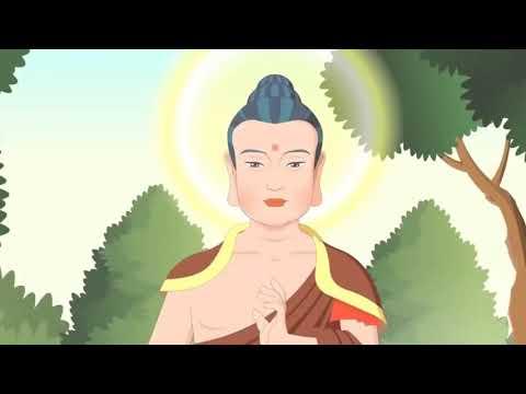 Đà Xá Mật Đa , Phim Hoạt hình Phật Giáo, Pháp Âm HD
