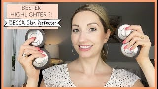 BESTER HIGHLIGHTER?! BECCA SHIMMERING SKIN PERFECTOR | BeautyThoughtsbyAlex