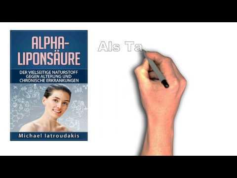 7 Fakten über... Alpha Liponsäure: Der Naturstoff gegen Alterung und chronische Erkrankungen