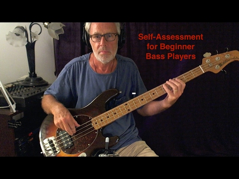 Test Your Beginner Bass Playing Skills
