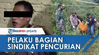 Terduga Pembunuh Wanita Sopir Taksi Online yang Ditemukan di Gunung Salak Bagian Sindikat Pencurian