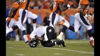 NFL Brutal Teammate Collisions