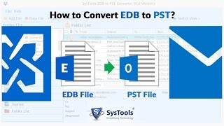 How to Convert EDB to PST & Access it in Outlook Independently