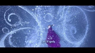 "Disney's Frozen - ""Let It Go"" Sing-Along Version"