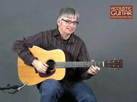 Acoustic Guitar Lesson - Django Reinhardt-style Lesson