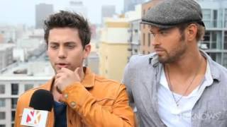 Life After Twilight: Kellan Lutz & Jackson Rathbone Move On - Celebrity Interview
