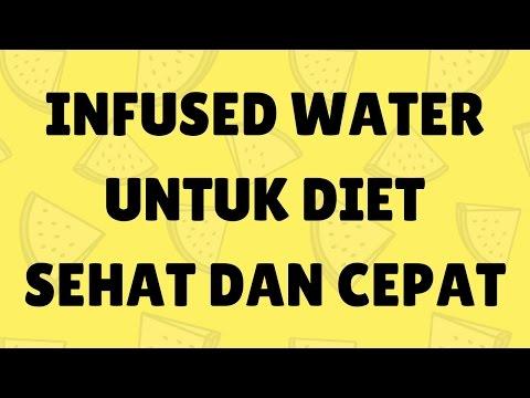 Tak Hanya Bikin Langsing! Inilah 10 Manfaat Infused Water Lainnya
