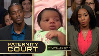 Serial Cheater Husband Has The Audacity To Abandon Child (Full Episode) | Paternity Court