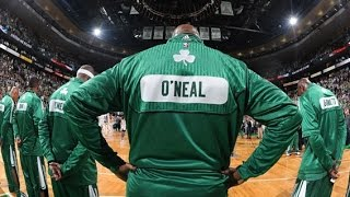 Shaquille O'Neal's last game in NBA *vs Heat (2011.05.09-ECSF G4)*