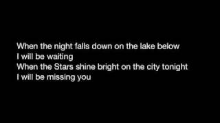 Jessie Farrell - Coming Home LYRICS VIDEO