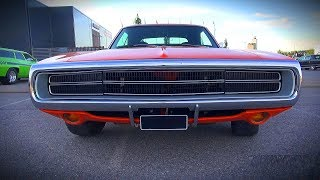 Best MUSCLE CAR Sounds Of 2018