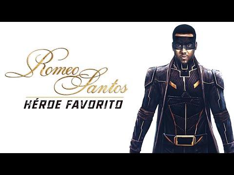 Letra Heroe Favorito Romeo Santos