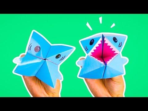 18 origamis fáceis