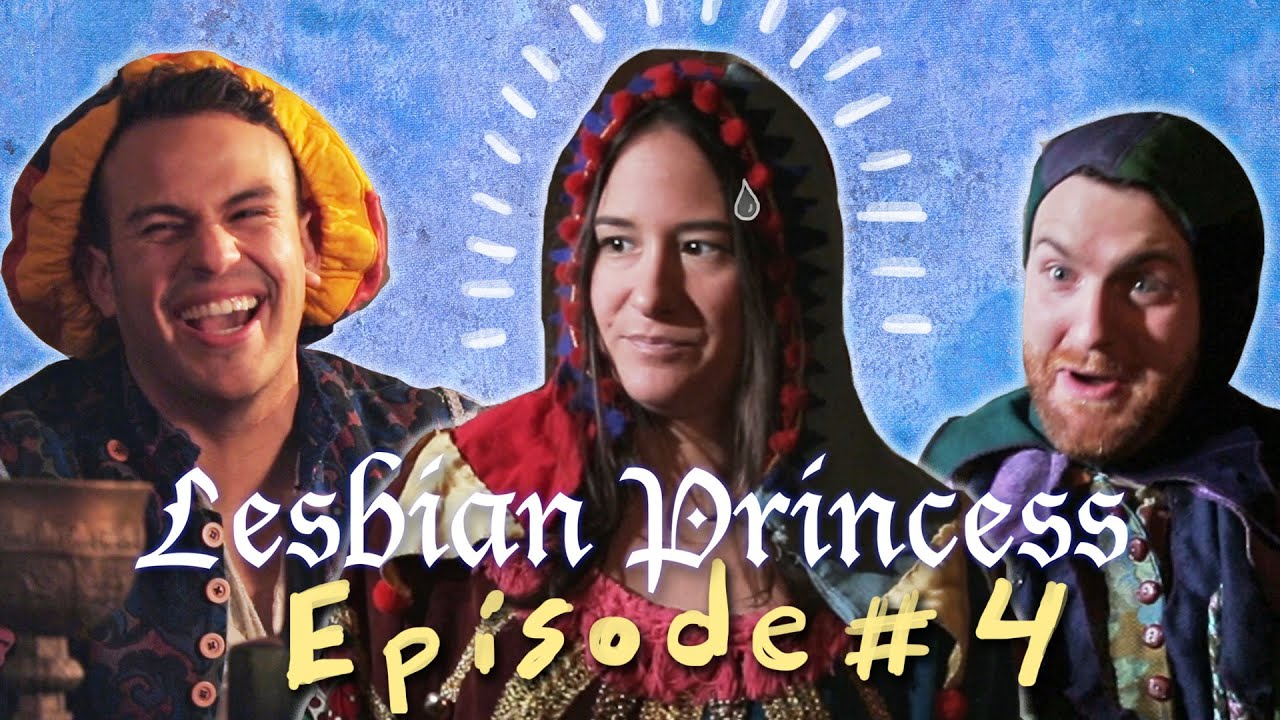 When You're The Only Female Jester • Lesbian Princess Episode 04 thumbnail