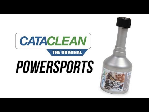 Cataclean For Powersports