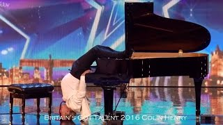 Best Auditions Got Talent - TOP PIANISTS