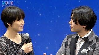 山田孝之、長澤まさみと共演でチューいっぱいはご褒美!映画『50回目のファーストキス』完成披露舞台挨拶
