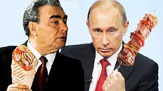 Что ели советские вожди? Кремлевская кухня от Ленина до Путина