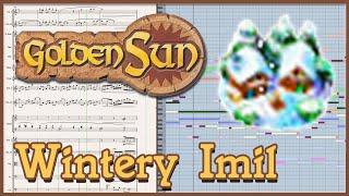 """New Arrangement: """"Wintery Imil"""" from Golden Sun (2001)"""