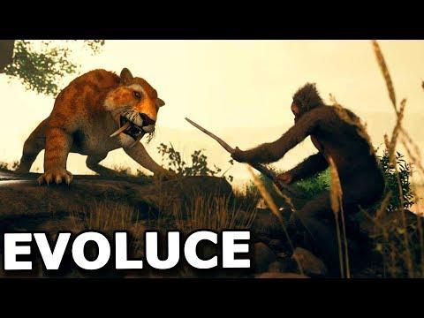 Z hloupých opic uděláme civilizaci! - Ancestors #1