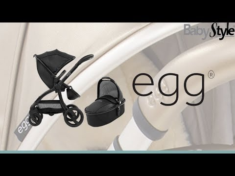 BabyStyle egg® Carrycot & Stroller Store Demo – Direct2Mum
