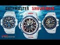 G-Shock Gulfmaster Showdown | Master of G Gulfmaster Comparison | GN-1000 | GWN-1000 | GWN-Q1000