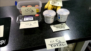 Strength & Diet - Vlog 6# - Best Food For Evenings