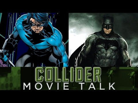 The Batman Director Announced, Nightwing Movie Coming - Collider Movie Talk