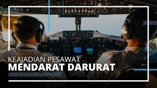 5 Kejadian Pesawat Mendarat Darurat, Gara-gara Kopi Pilot Tumpah hingga Penumpang Terjebak di Toilet