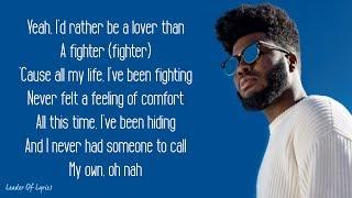Marshmello   SILENCE (Lyrics) Ft. Khalid