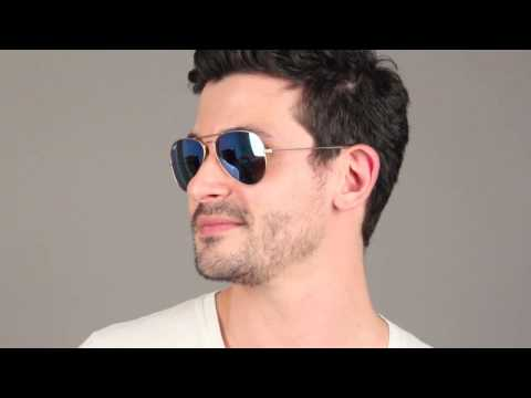 Ray-Ban RB3025 Aviator Large Metal 112/17 | Ray-Ban Sunglasses Review