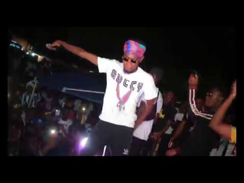 VIDEO: Ypee draws massive crowd at first solo concert in Kumasi
