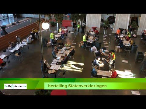 Uitslag Statenverkiezingen Flevoland blijft gelijk: CDA 3 zetels, DENK 1