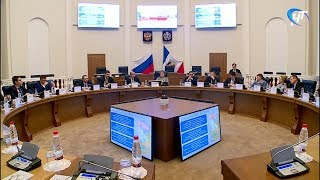 На площадке Новгородской областной думы обсудили перспективы развития железнодорожной инфраструктуры