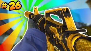"""""""NADESHOT THE CARRY!"""" - CS:GO Competitive #26 