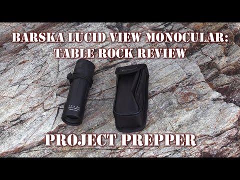 Barska Monocular Review – Project Prepper