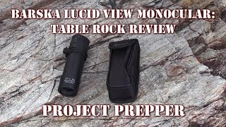 Barska Monocular Review - Project Prepper