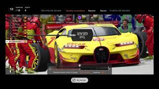 Bugatti Vision Gran Turismo - Campeonato HRT GT Sport - Mount Panorama (Mi peor carrera -.-)