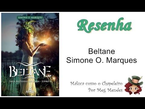 RESENHA | Beltane (As filhas de Dana 3) - Simone O. Marques