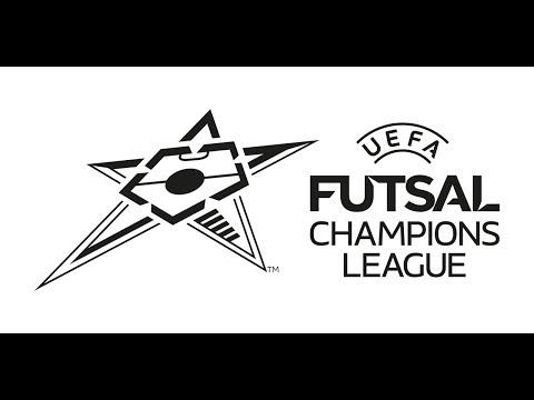 """Лига чемпионов УЕФА по мини-футболу. """"Аят"""" (Казахстан) vs """"Спортинг"""" (Португалия) видео"""