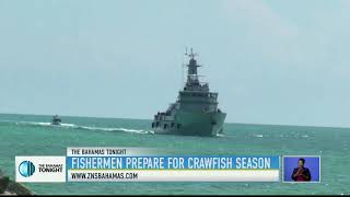 FISHERMEN PREPARE FOR CRAWFISH SEASON