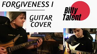 Forgiveness I (1+2) GUITAR Cover   Billy Talent