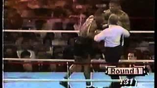 ВСЕ БОИ  Майк Тайсон !!! (26 бой из 67) 1986г