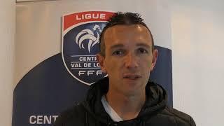 Interview de Jérôme Monot - Coupe des Régions UEFA