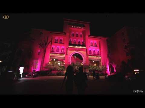 Discover the Sofitel Marrakech experience 2018