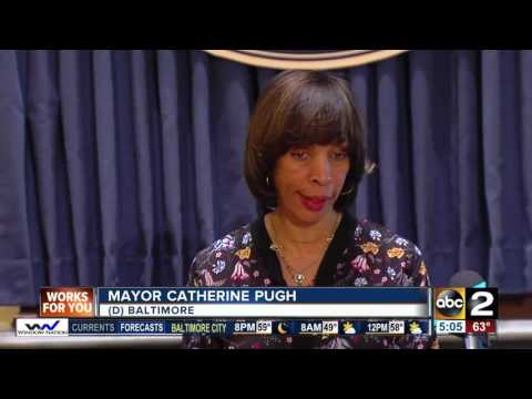 FY2018 Baltimore City preliminary budget spends more on education & youth over police