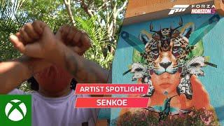 Xbox Forza Horizon 5   Artist Spotlight: Senkoe anuncio