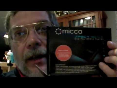 Micca Speck 1080p Full-HD Media Player