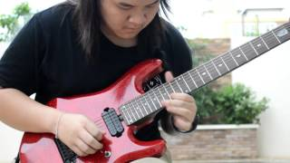 Hell's Kitchen - Dream Theater (Guitar Cover)