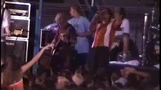 STRUNG OUT - FIRECRACKER / ROOTS 1996 WARPED TOUR